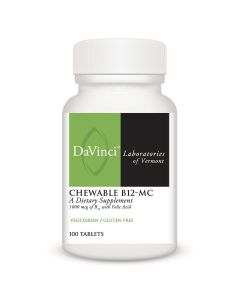 CHEWABLE B12-MC (100)