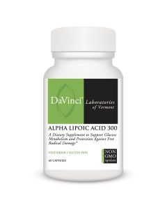 ALPHA LIPOIC ACID 300 (60)