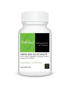 vegetarian iron supplement