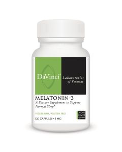 MELATONIN-3 (120)