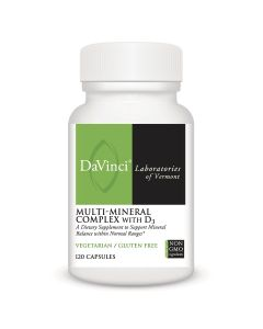 MULTI-MINERAL COMPLEX WITH D3 (120)