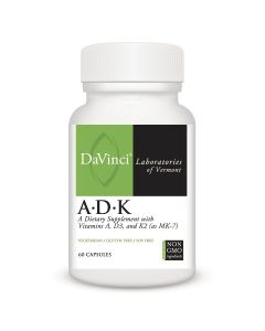Vitamins A D3 and K
