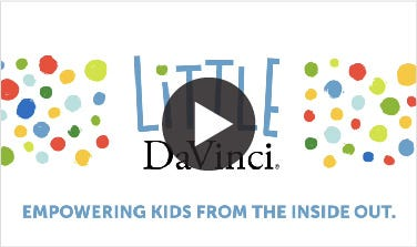 Little DaVinci logo